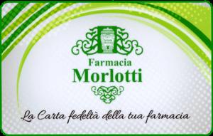 Carta Fedeltà | Farmacia Morlotti Dott. Luca | Almenno San Salvatore | Bergamo
